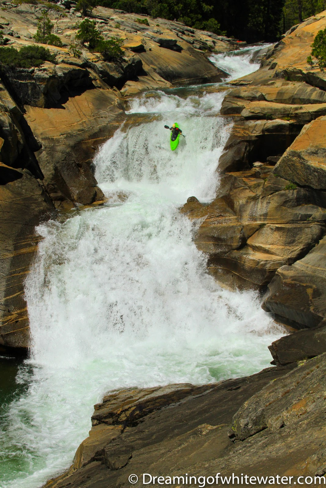 Dreaming of whitewater upper cherry creek for Cherry creek