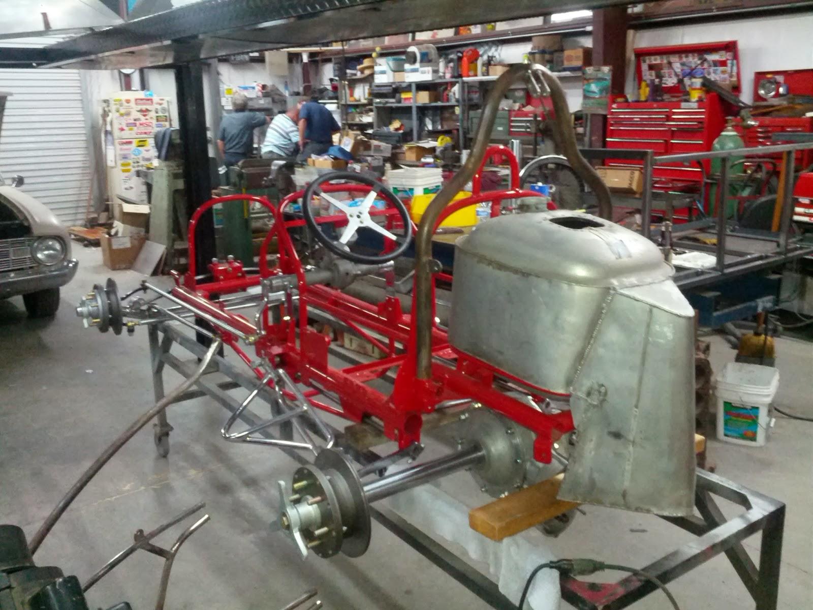 Midget auto racing history can not