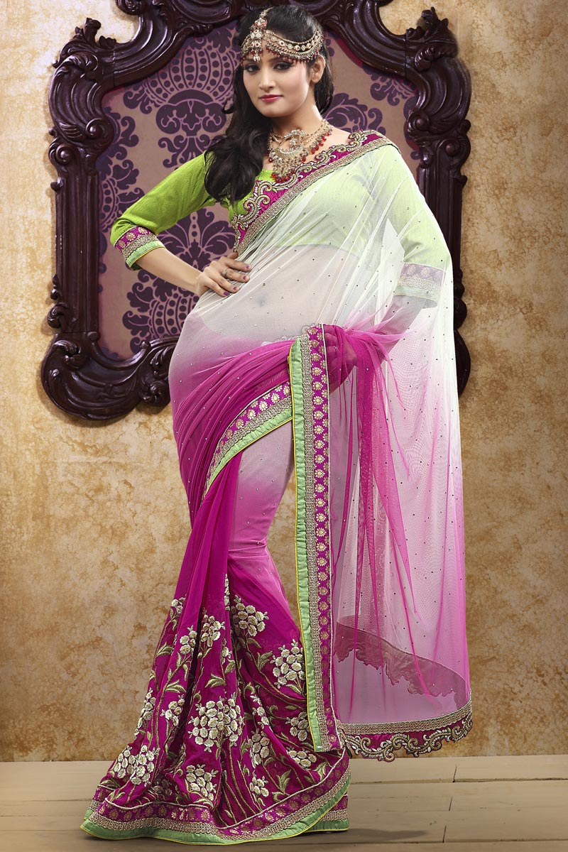 indian sarees show the culture and traditions of indian women sarees