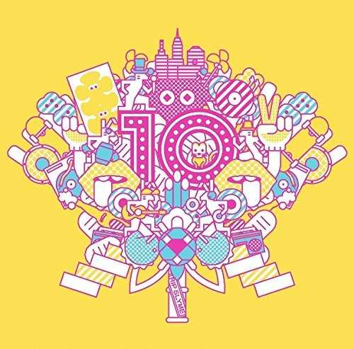 [Album] RIP SLYME – 10 (2015.09.30/MP3/RAR)