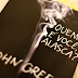 Mural Literário   'Quem é você, Alasca?' de John Green (#9)