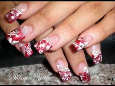 Hand Nail Designs Pictures Gallery Easy Nail Designs For Beginners