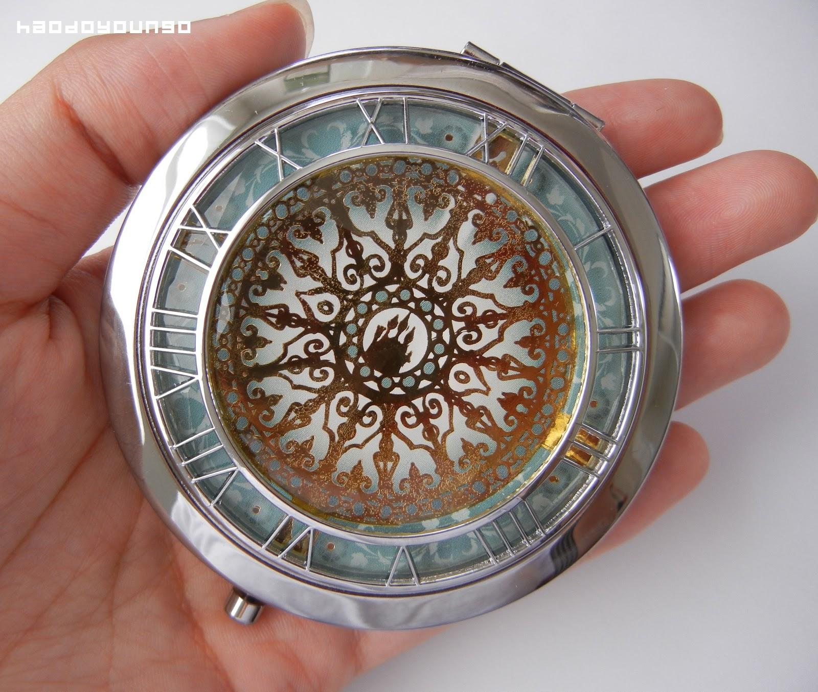 sephora compact mirror. review: disney cinderella collection by sephora compact mirror y
