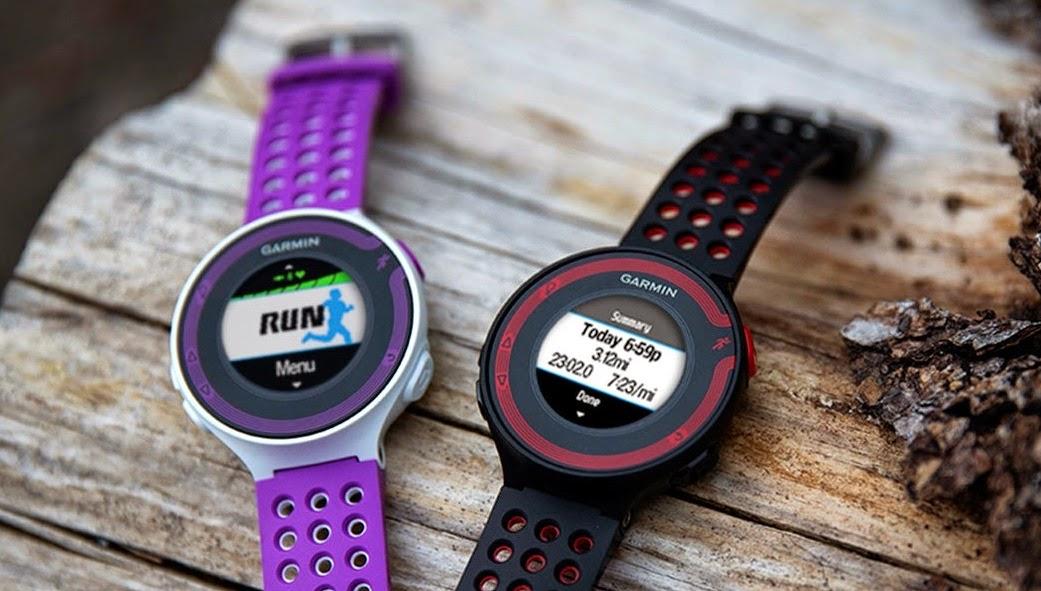 นาฬิกา GPS สำหรับนักวิ่ง GARMIN FORERUNNER 220