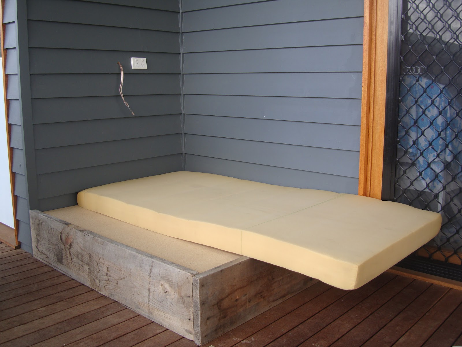 Superb Day Bed Tutorial...Part Two
