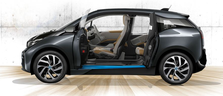 bmw i3 curb weight boot space and more review spec how to. Black Bedroom Furniture Sets. Home Design Ideas