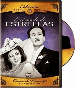 Escandalo De Estrellas en DVD