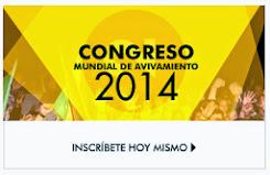 Congreso Mundial de Avivamiento. Doble Porción. Bogotá, Colombia