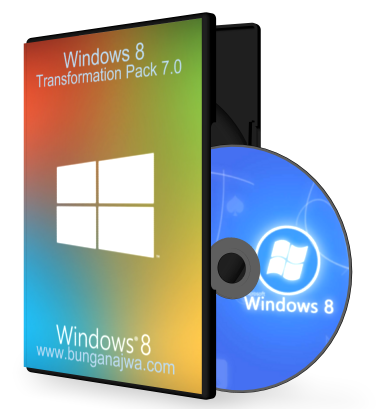 Windows 8 Transformation Pack v9 download