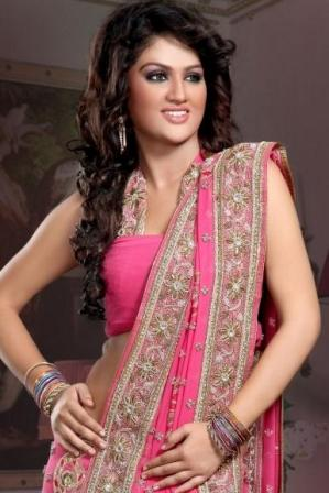 Hot-Pink-Embroidered-Wedding-Lehenga