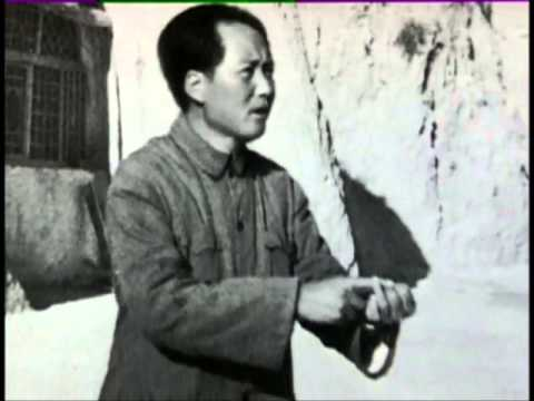 Thesis statement - Mao Zedong?