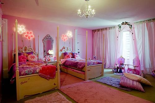 Modern Girls Bedroom Furniture And Interior Decoration Homecreat