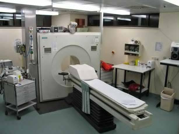 PET (positron emission tomography) scanner