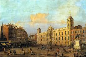 Northumberland-House-London-Canaletto