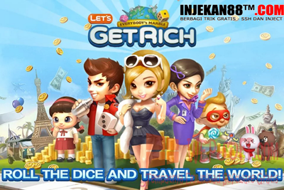 Download Line Lets Get Rich 1.0.7 APK Full