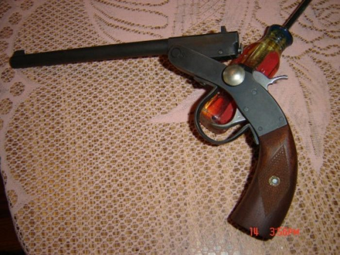 20 Most Unusual And Interesting Guns Damn Cool Pictures