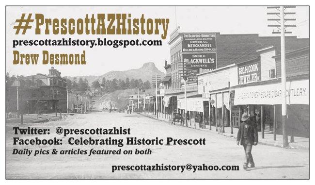 #PrescottAZHistory