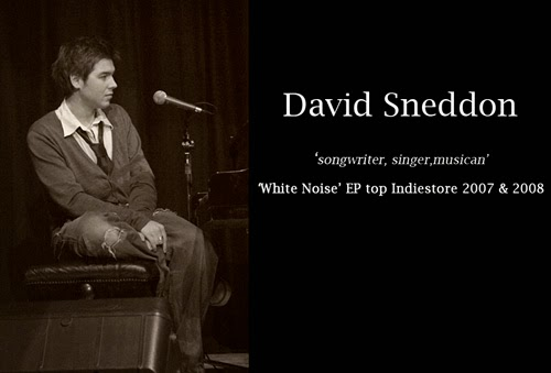 David Sneddon Music Fan Blog