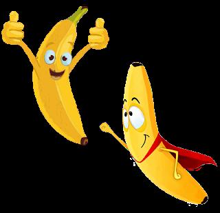 Banana, la fruta milagrosa !
