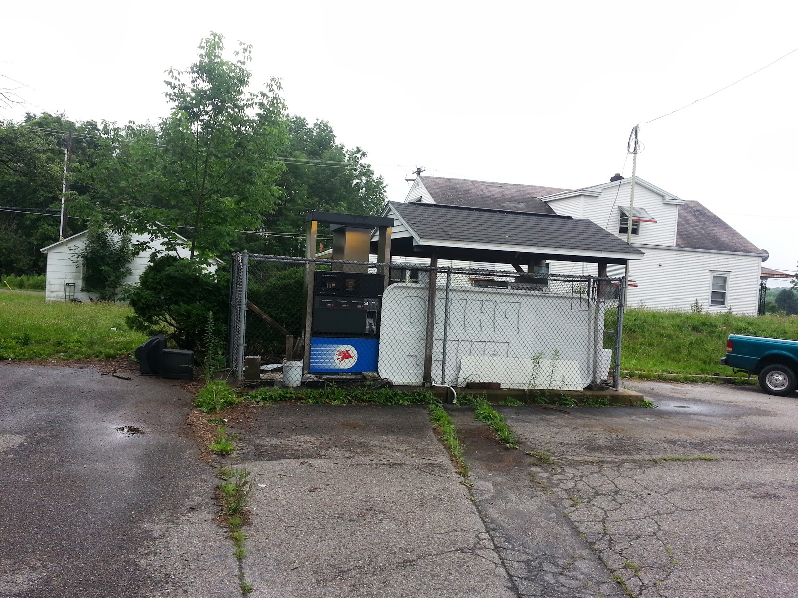 Gas Station With Property For Sale In Nj