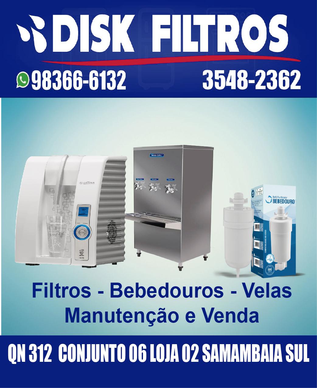 DISK FILTROS