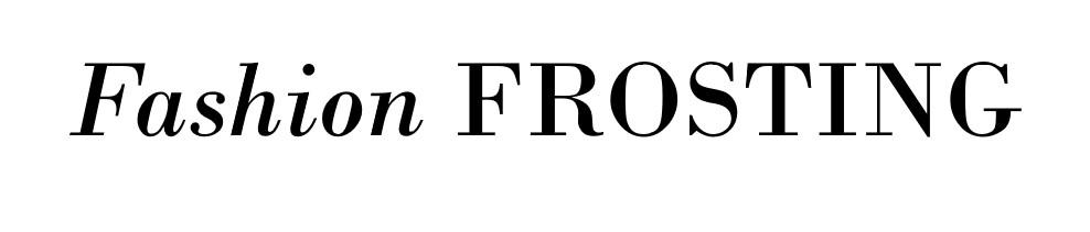 Fashion Frosting