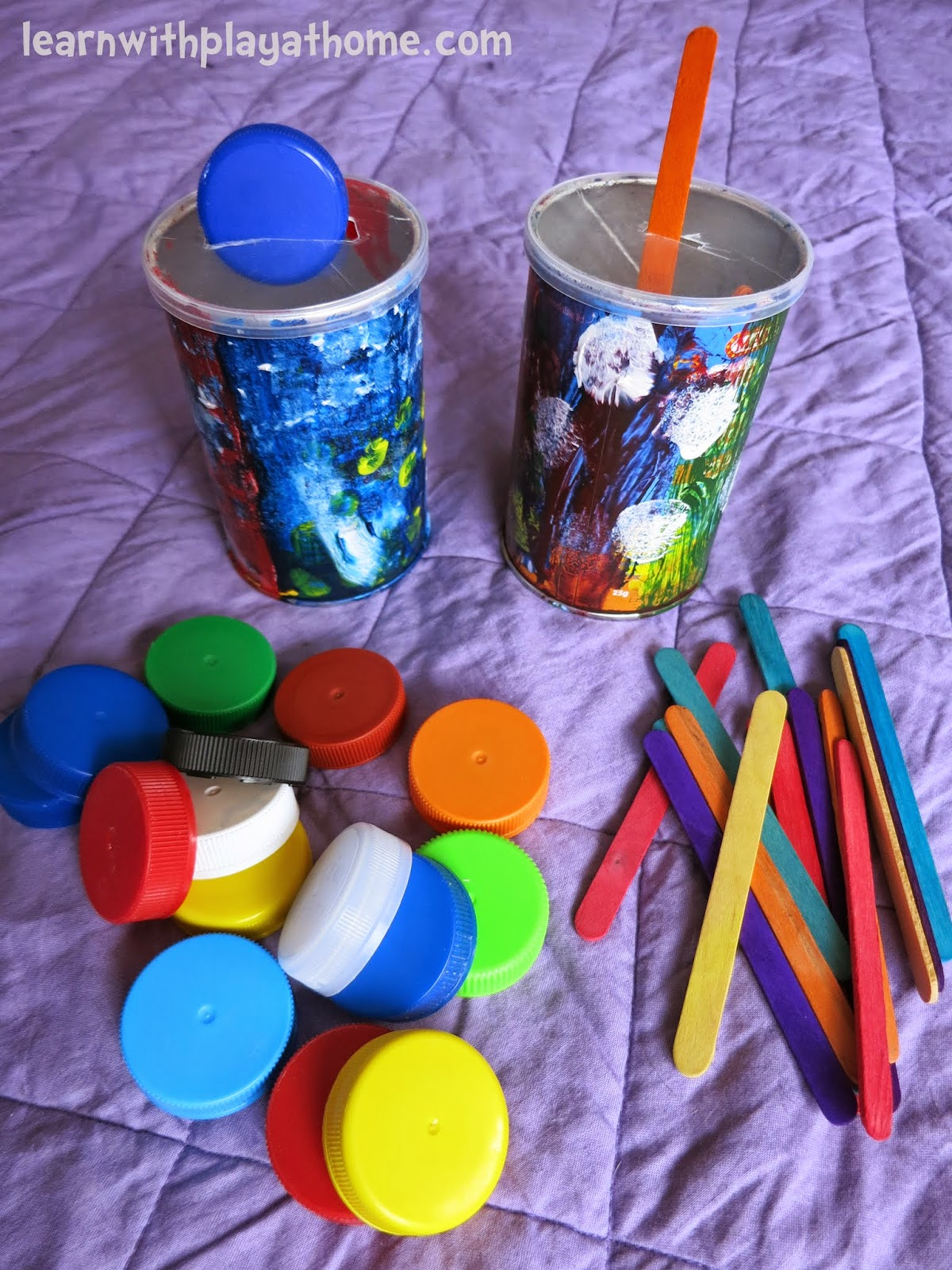 Learn with play at home diy fine motor activity for for Small motor activities for infants