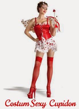 Costum Cupidon Sexy