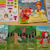 Review : Miles Kelly Sticker play books