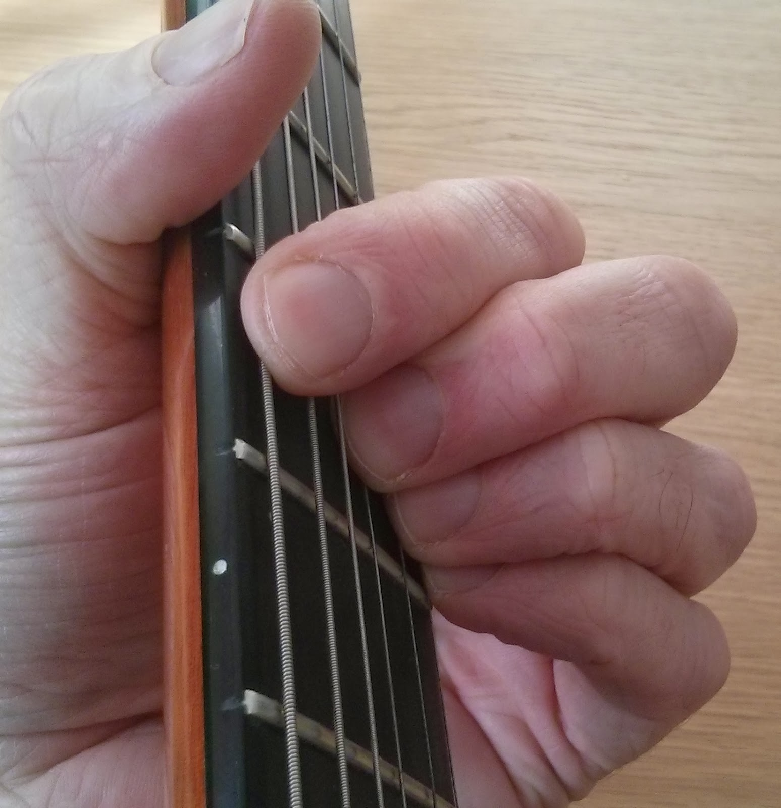 Ab minor guitar chord