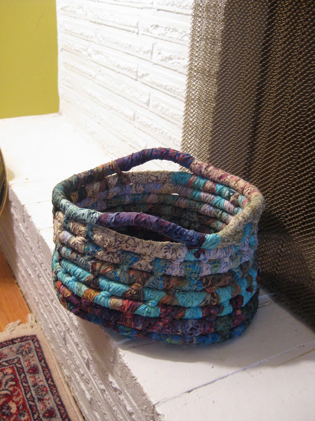 janae king designs rope basket tutorial. Black Bedroom Furniture Sets. Home Design Ideas