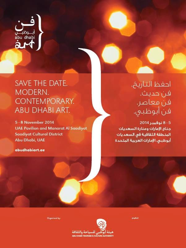 Abu Dhabi Art 5-8 NOV 2014