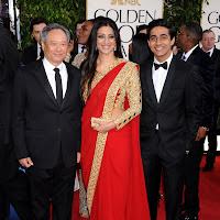 Tabu at golden globe awards for movie life of pi