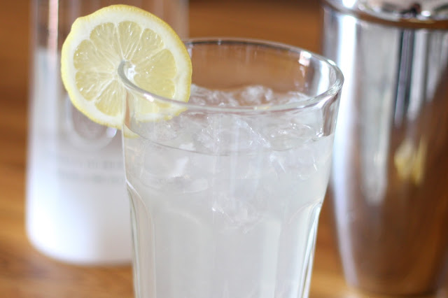 Coconut Lemon Sour recipe by Barefeet In The Kitchen