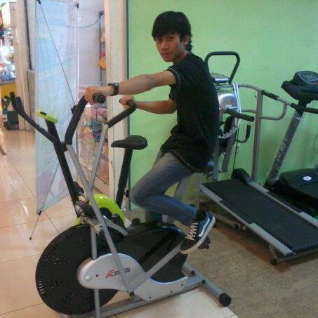 Sepeda Statis | Toko Alat olahraga Fitnes murah