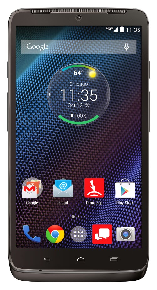 Motorola Droid Turbo – Model XT1254 – Verizon Wireless