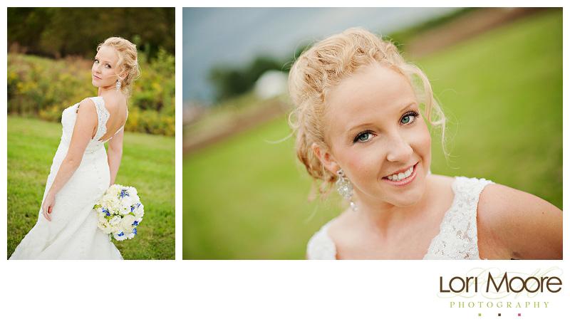 Loree moore wedding