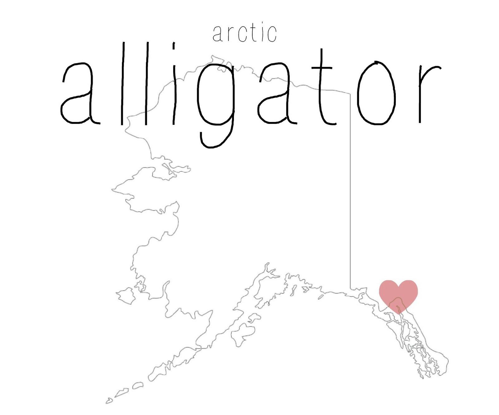 Arctic Alligator