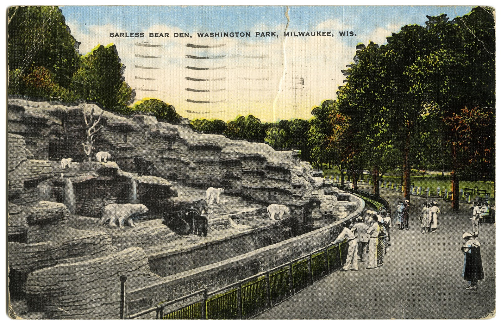The wisconsin project found barless bear den milwaukee wi - Washington park swimming pool milwaukee ...