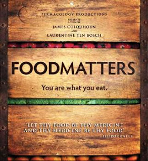 FOOD MATTERS [Greek subs]