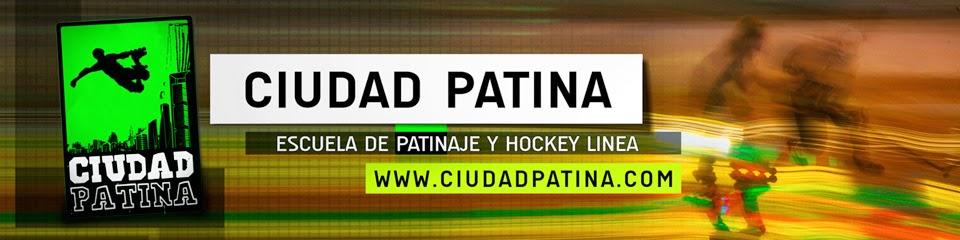 Ciudad Patina - Escuela de Patinaje y Hockey Línea