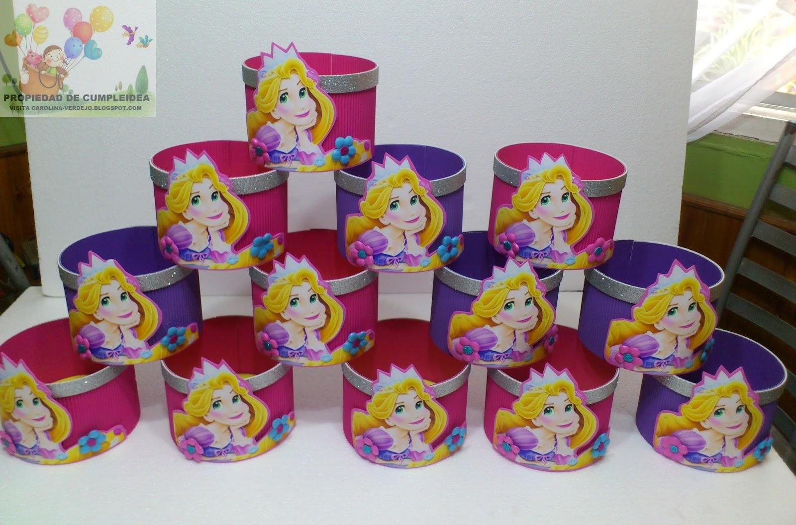Decoracion De Rapunzel Para Fiestas Infantiles ~ DECORACIONES INFANTILES