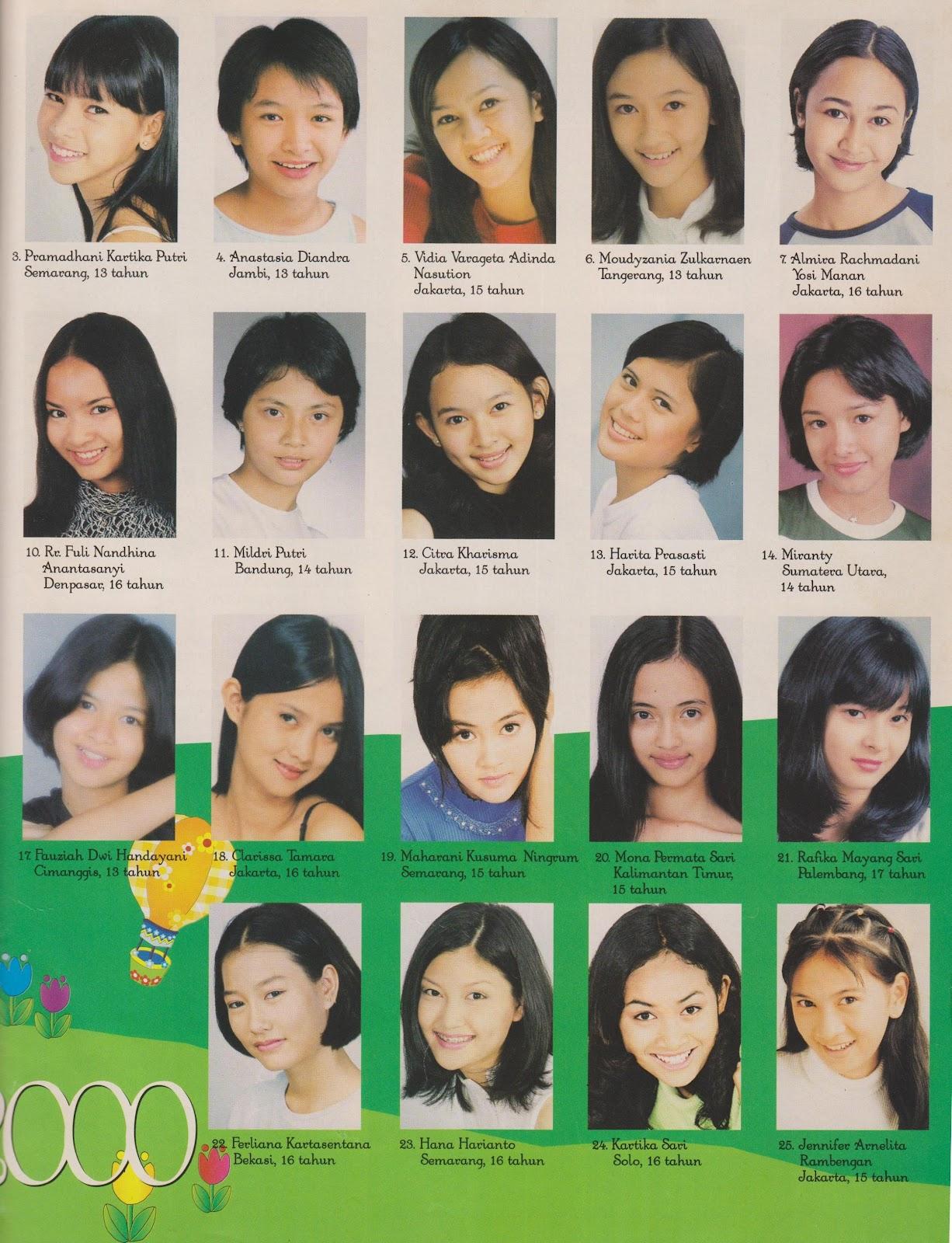 Unggulan Gadis Sampul 2000 II - Part 2