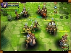 Tải Dị Tinh 3D Online cho Android