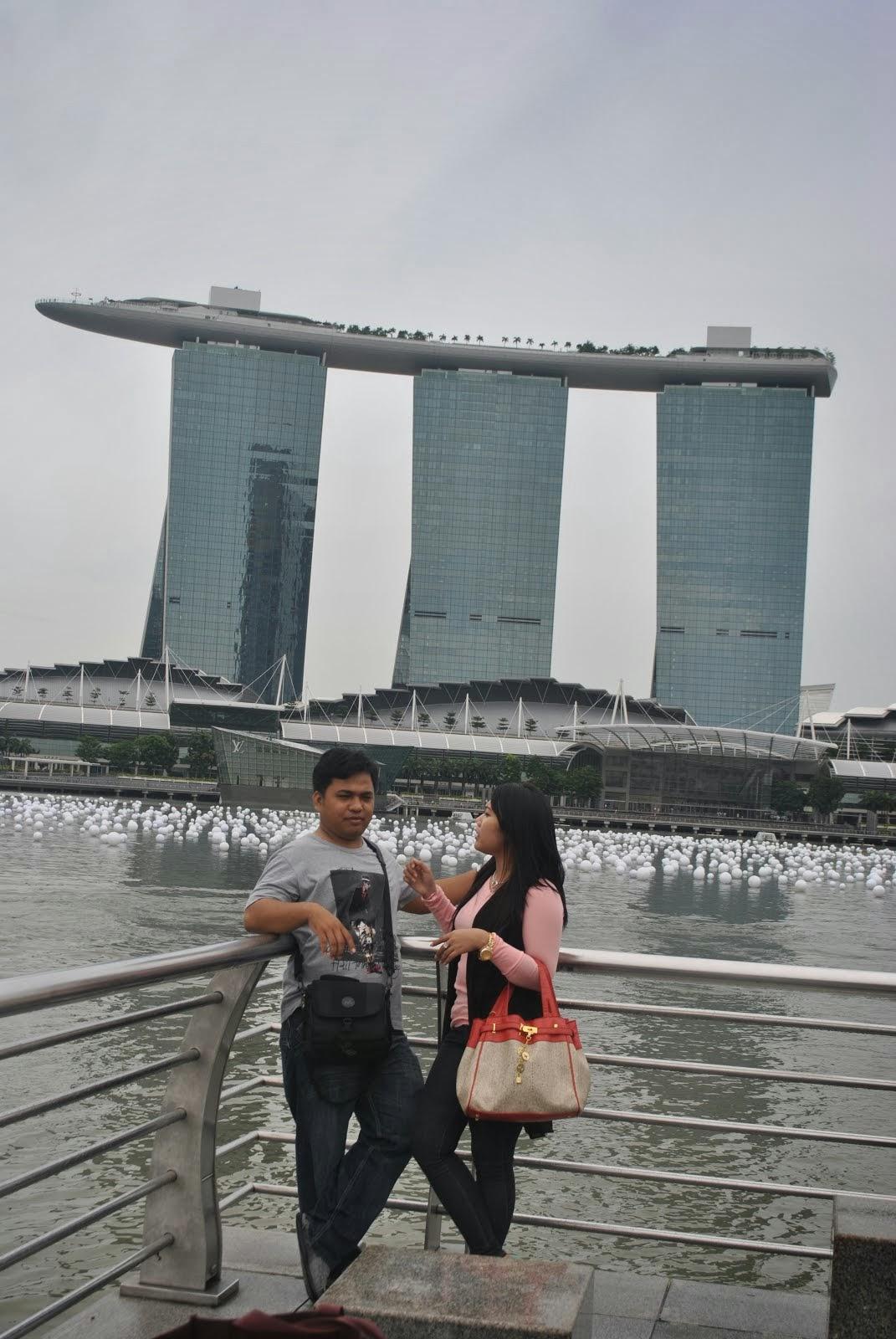 Jalan-jalan ke Singapore