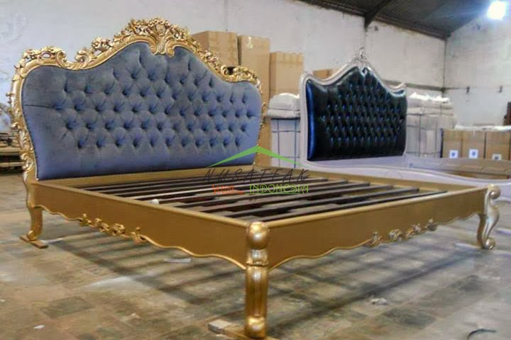 Sleepo Gold French Bed