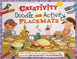Doodle and Activity Placemats: With 36 Tear-Out Doodle Placemats