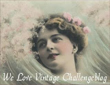 We Love Vintage Challenge