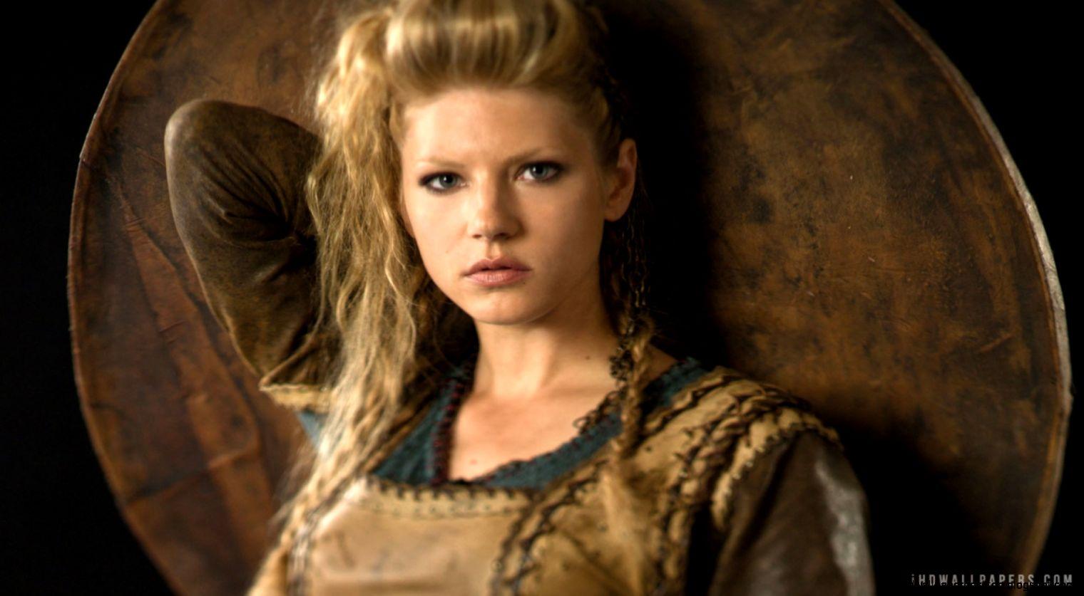 Download Download Katheryn Winnick in Vikings HD Wallpaper 56rla