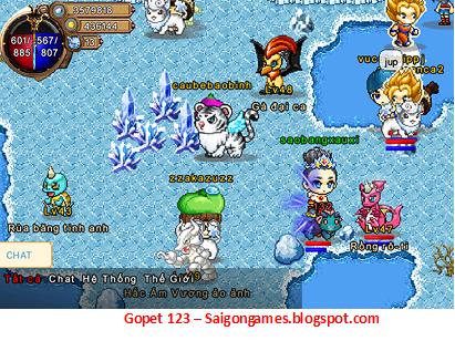 Tải Gopet 123 - Gopet 123 - Game Gopet 123 Java - Android